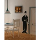 Charlote Decals Style Wall Sticker-GCHS006