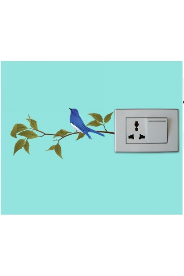 Wall Sticker - Bird on the Branch