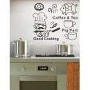 Wall Sticker - Good Cooking