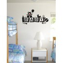 Wall Sticker of Baby
