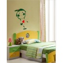 Wall Sticker of Cartoon for Kids Room