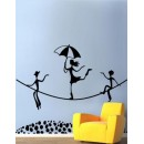 Wall Sticker of Circus