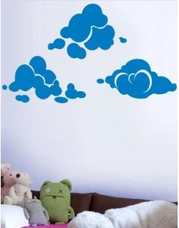 Wall Sticker of clouds