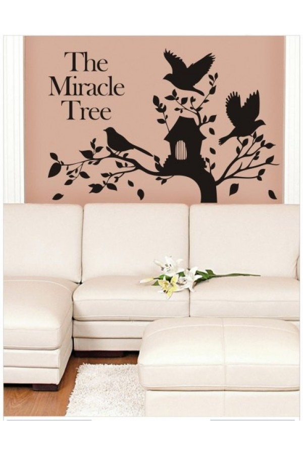 Wall Sticker of The Miracle Tree