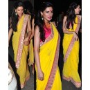 Bollywood Replica - Nargis Fakhri Yellow Saree - 406 (CM-Vol-13)