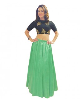 Bollywood Replica Black Banglori  Lehnega Choli - 60067