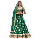 Bollywood Replica Green Lehnega Choli - 60074