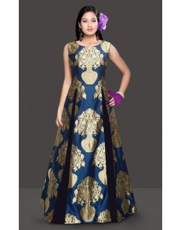 Bollywood Replica - Designer Blue Lehenga Suit - 70839
