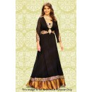Bollywood Replica - Madhuri Dixit In Designer Black Gown - 70881