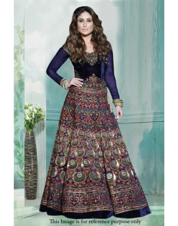 Bollywood Inspired - Kareena Kapoor In Multi-Colour Gown - 71214