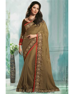 Bollywood Inspired - Tamanna Bhatia In Chiffon Saree  - 80838