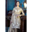Faux Georgette Grey Salwar Suit - EBSFSKRB334063