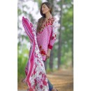 Ethnic Wear Multicolour Pure Lawn Salwar Suit  - FA398-2004