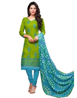 Party Wear Paroot Salwar Suit - FD170-187