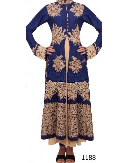 Bollywood Replica - Designer Blue Kurti   - 1188