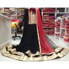 Bollywood Replica - Designer Black & Pink Anarkali Suit   - 1224