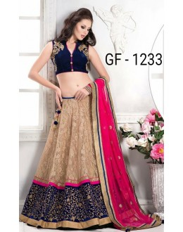 Bollywood Replica - Designer Multicolour Lehenga Choli -  1233