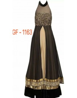 Bollywood Replica - Fancy Black Lehenga Suit   - 1263