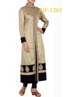 Bollywood Replica - Fancy Brown Salwar Suit   - 1265