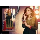 StarMart Womens Georgette Resham Dress Material (2908 _Free Size