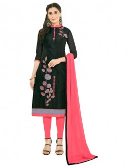 SUPRIYA 2 MODAL COTTON WITH HEAVY EMBROIDERY SALWAR SUIT - 2003