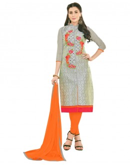 SUPRIYA 2 MODAL COTTON WITH HEAVY EMBROIDERY SALWAR SUIT - 2006