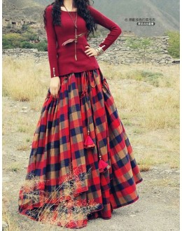 Bollywood Replica -  Party Wear Red Printed Lehenga Choli  - VT-1130-B