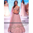 Bollywood Replica - Party Wear Pink Lehenga Choli - BT-1001