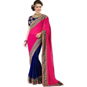 Bollywood Replica -  Designer Multicolour Saree - 1505