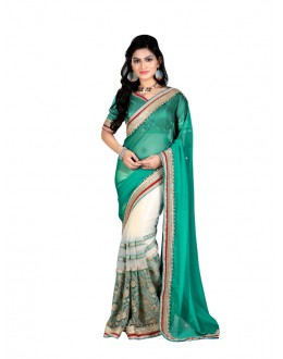Bollywood Replica - Designer Multicolour Saree - KT-3043-D