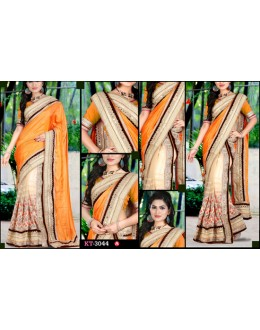 Bollywood Replica - Designer Multicolour Saree - KT-3044-A