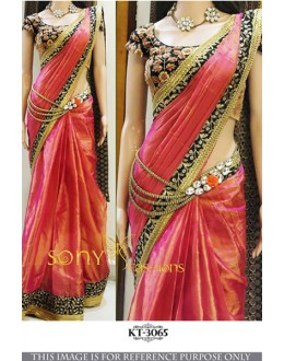 Bollywood Replica - Designer Multicolour Saree - KT-3065