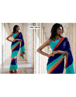 Bollywood Replica - Designer Multicolour Saree - Mk-700-A