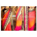 Bollywood Replica - Designer Multicolour Saree - Mk-706