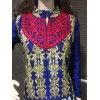 Bollywood Style - Party Wear Heavy Embroidered Blue Gown - FMG-26