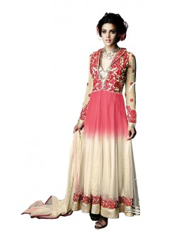 Multi-Colour Georgette Anarkali Suit  - 16903