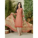 Office Wear Multi-Colour Lawn Cotton Salwar Suit - 19017