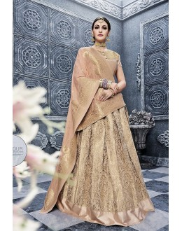 Wedding Wear Designer heavy Embroidery Work Lehenga Choli - 26279