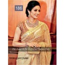 Bollywood Replica - Sridevi Gold Color Bollywood Style Saree- 186 (CM-Vol-3)