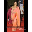 Bollywood Replica - Deepika Padukone Beautiful In Peach Saree- 282 (CM-Vol-7)
