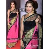 Bollywood Replica - Sophie Beautiful In Pink and Black Saree- 278 (CM-Vol-7)