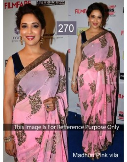Bollywood Replica - Madhuri Dixit Beautiful In Pink - 270 (CM-Vol-6)