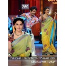 Bollywood Replica - Madhuri Dixit Beautiful In Yellow and Green Saree - 259 (CM-Vol-6)