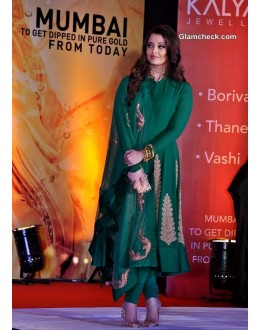 Bollywood Replica - Aishwarya Rai in Green Salwar Kameez - 23 (IB-444)