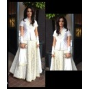 Bollywood Replica - Mallika Sherawat In White Lehenga At Cannes Film Festival - 315 (IB-501)