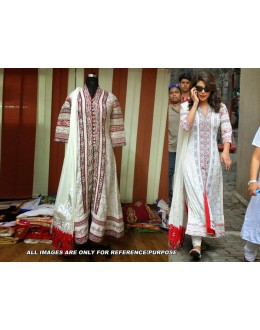 Bollywood Replica - Priyanka Chopra Designer Salwaar Suit - 140 (SIA - Volume - 9)