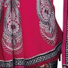 Heavy Designer Fancy Grey & Pink color Multi Embroidered Party Wear Saree-CB9513 ( ST-266 )
