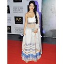Bollywood Replica - Designer Shriya Saran Net White Color Lehenga Choli - 1004 (SIA-FC)
