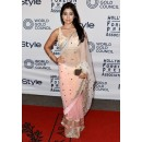 Bollywood Replica - Shriya Saran Designer Hot Pink Net Saree - 211 (CM-Vol-4)