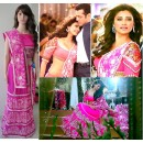 Bollywood Replica - Daisy Shah In Designer Pink Lehenga From Jai Ho - 271